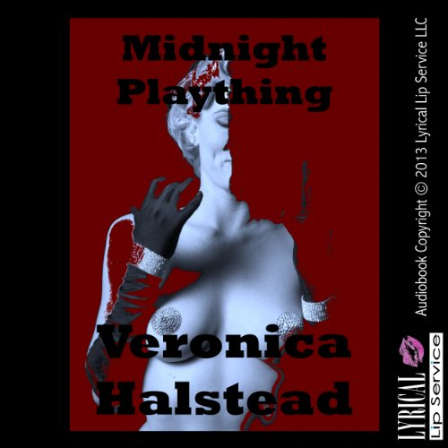 Midnight Plaything audiobook cover art