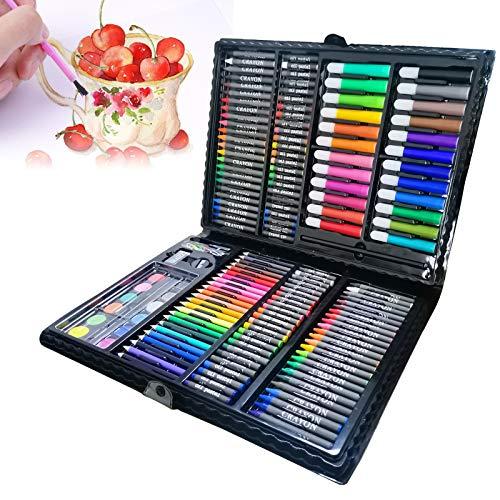 Juego de bolígrafos de colores, 168 unidades...