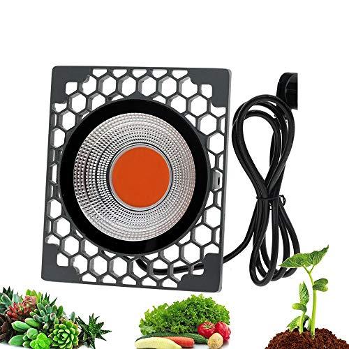 Plantenlamp volspectrumlamp plantenverlichting LED licht 500W volledig spectrum hoge lichtopbrengst 50W COB Fyto lampen voor kamerplanten pl