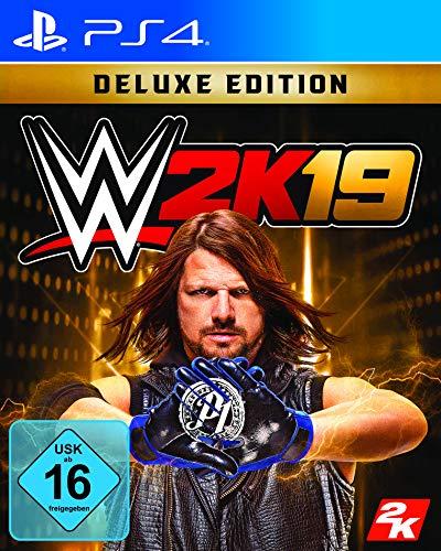WWE 2K19 Deluxe Edition USK - Deluxe Edition [PlayStation 4 ] [Importación alemana]