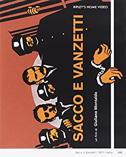 Blu-Ray - Sacco E Vanzetti (1 Blu-ray)