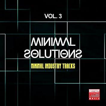 Minimal Solutions, Vol. 3 (Minimal Industry Tracks)