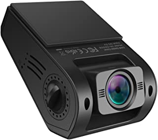 VAVA Dash Cam VA-CD008 with 1080P 30fps 160 Degrees Wide Angle Lens, WDR, Loop Recording(Renewed)