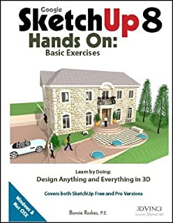 Google SketchUp 8 Hands-On: Basic Exercises