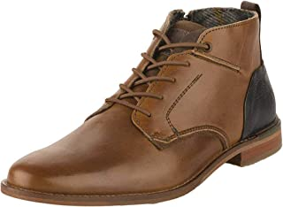 BULLBOXER Bottines Homme Marron Cognac