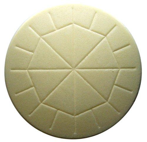 Box of 25: Wheat Flour Alter Bread 5 1/4' Dia Church Ceremony Communion Concelebration Host