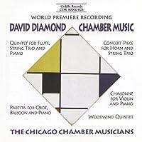 Chamber Music by DAVID DIAMOND (1996-10-07)