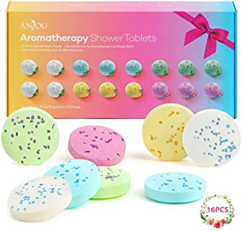 Anjou Store Aromatherapy Bath Bombs with Pure Essential Oils