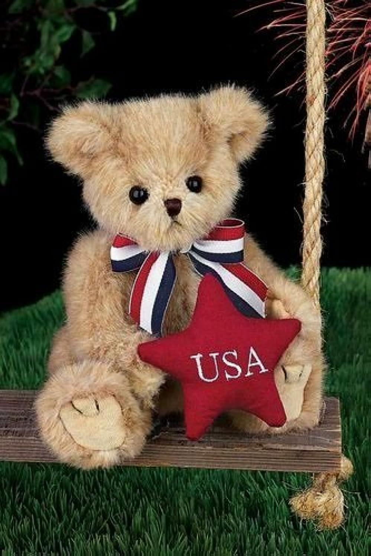 Bearington Peter Patriotic by Bearington Bears