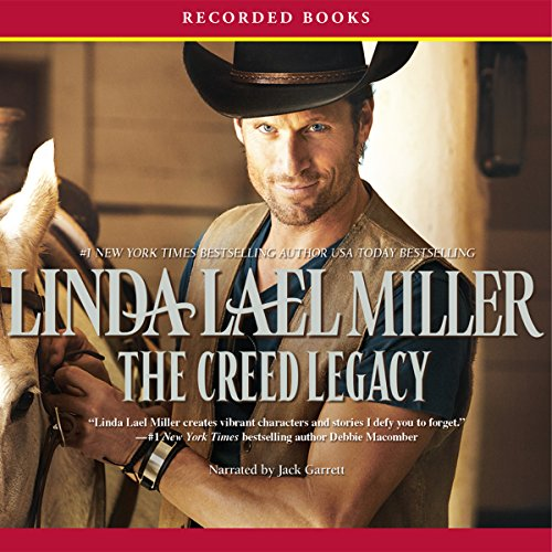 The Creed Legacy audiobook cover art