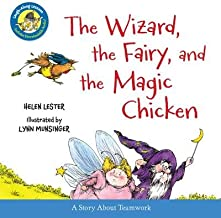 The Wizard the Fairy and the Magic Chicken[WIZARD THE FAIRY & THE MAGIC C][Hardcover]