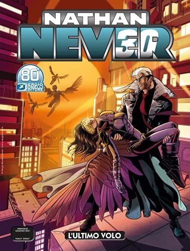 Fumetto Nathan Never N° 361 - L'Ultimo Volo - Sergio Bonelli Editore – Italiano