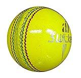 3Wickets Premium Indoor Light Weight Cricket Ball -