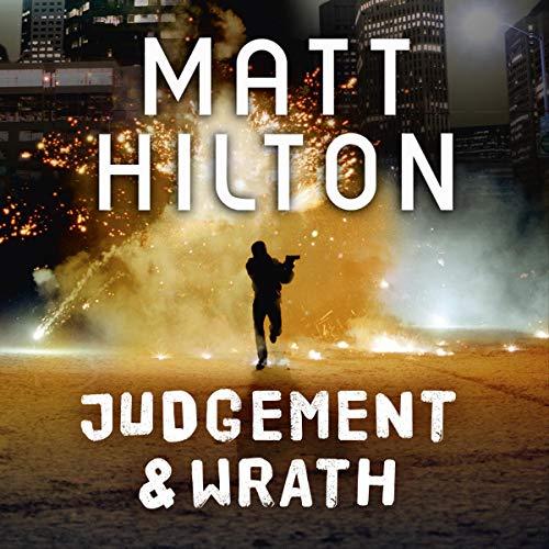 Page de couverture de Judgement and Wrath