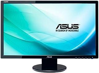 ASUSTek ゲーミングモニター24型 フルHDディスプレイ (応答速度1ms / HDMI,DVI,D-sub/スピーカー内蔵/VESA規格 / 3年保証) VE248HR