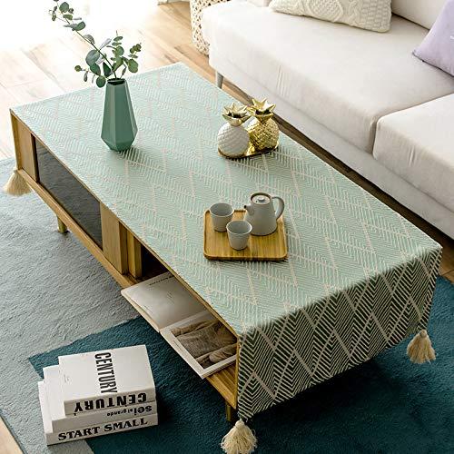 YXDZ Table Basse De Style Japonais Tissu Coton Bureau Meuble TV Petite Nappe Couverture Serviette