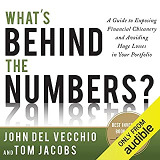 What's Behind the Numbers? audiobook cover art
