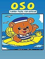 Libro para Colorear de Osos: Libro de actividades para niños