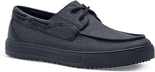 Shoes For Crews Mens Edmund Casual-Oxford/Loafer Slip Resistant Work Shoe