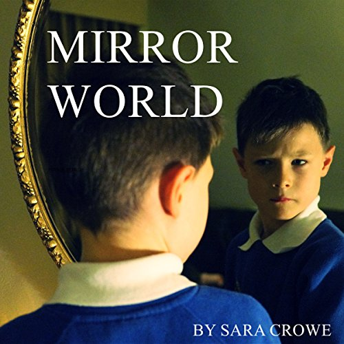 Mirror World audiobook cover art