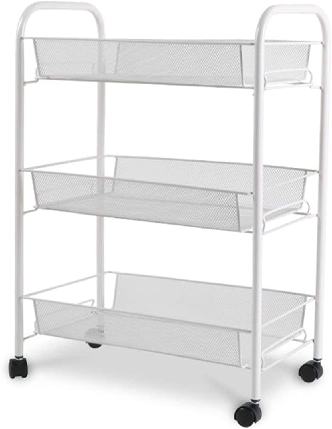 Wheeled Rack Removable Storage Frame Trolley (Size   A)