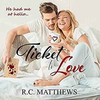 Ticket to Love cover art