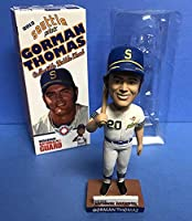 Brewers Gorman Thomas SGA Bobblehead Seattle Pilots Commemorative Stadium Promo Released by The in 2013