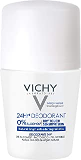 Vichy 24-Hour Dry-Touch Aluminum Free Deodorant and Salt Free