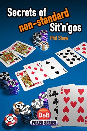 Secrets of Non-Standard Sit 'n' Gos (D&B Poker)
