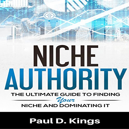 Niche Authority audiobook cover art