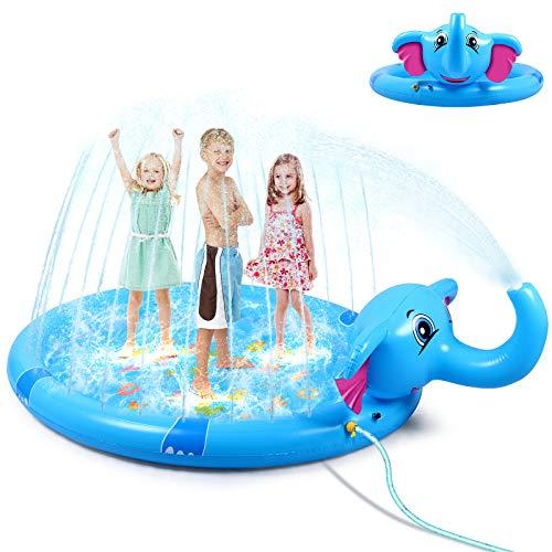 JUOIFIP Splash Pad, 82.7