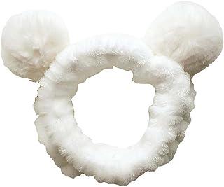 ホワイトファッションかわいいヘアフープヘア飾りワイドエッジヘッドバンド