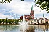 druck-shop24 Wunschmotiv: Schwerin #215623976 - Bild als