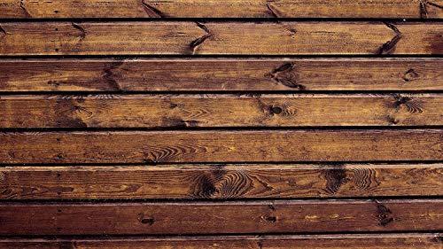 Oedim Bett Kopfteil Digitaldruck Holzimitat 100 x60 cm | Braune Farbe | Gedruckte Seite | Verfügbar in verschiedenen Maßen | Kopfteil leicht, elegant, beständig und wirtschaftlich