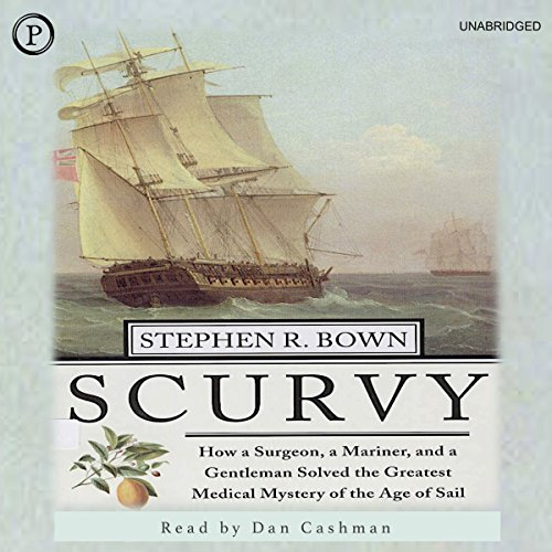 Scurvy cover art