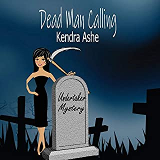 Dead Man Calling audiobook cover art