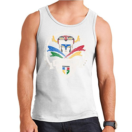 Voltron Force Arus Air Show Elite Lion Pilot Men's Vest