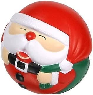santa claus balls