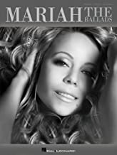 Mariah Carey - The Ballads (Piano/Vocal/guitar)