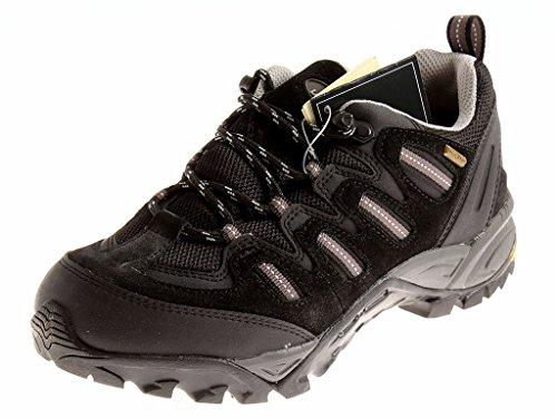 Lackner Wanderschuhe Trekkingschuhe Schuhe Patrol Sympa-Tex schwarz Schuhgröße 42