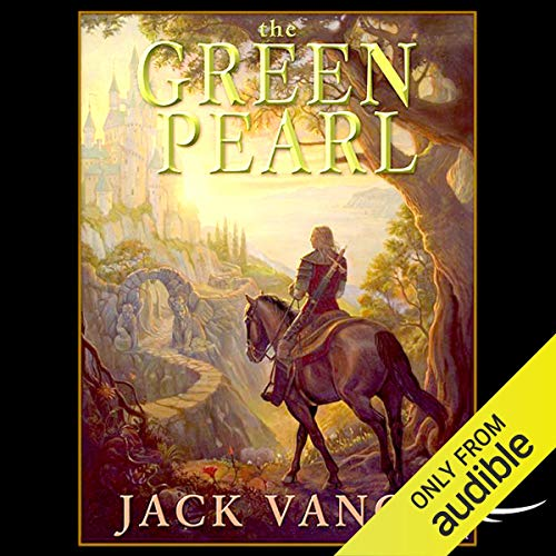 The Green Pearl cover art