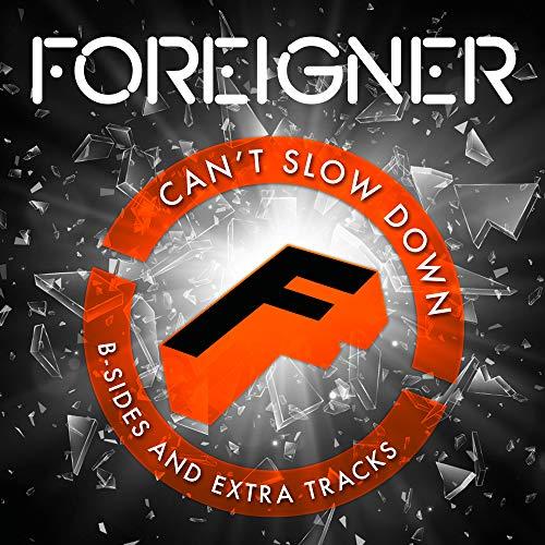 Cant Slow Down/Double LP Gatefold Couleur Orange