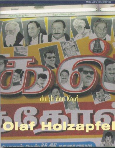 Olaf Holzapfel: durch den Kopf (Katalog zur Ausstellung im Oktogon der HfBK Dresden 2003)