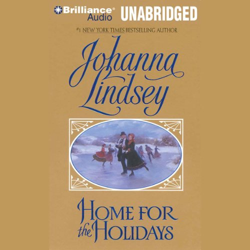 Home for the Holidays audiobook cover art