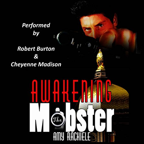 Awakening the Mobster audiobook cover art