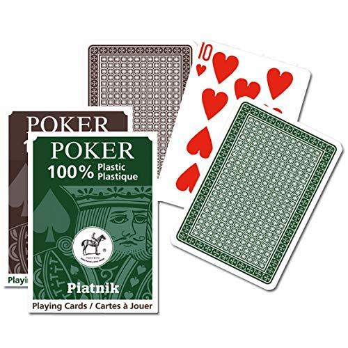 1362 - Piatnik Spielkarten - Plastik Cards