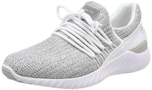 bugatti Damen 441393626900 Sneaker, Weiß (White), 39 EU