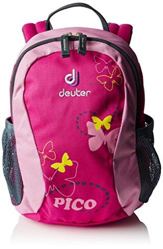 Deuter Pico Mochila, Unisex niños, Rosa (Pink), 5 l