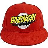 Big Bang Theory - Gorra de béisbol - para hombre rojo rojo