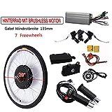 OUKANING - Kit de conversión para Bicicleta eléctrica de 28' (36 V, 250 W)